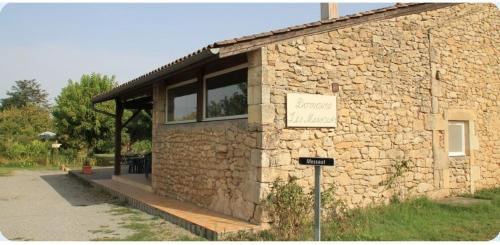 Holiday home les messauts : Hebergement proche de Saint-Pardon-de-Conques