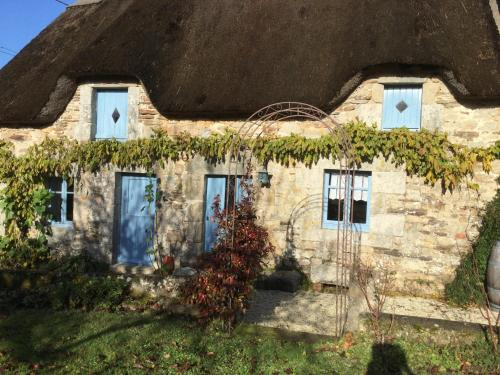 Cosquer Cottage : Hebergement proche de Saint-Thuriau