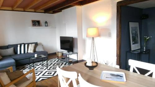 Appartement 4 à 6 personnes _ Coeur de Reims : Appartement proche de Reims