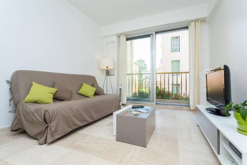 Appartement Le City - 10 min a pied de la mer et place Massena