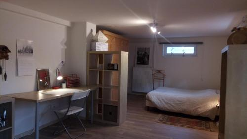Appartement Studio confortable en peripherie de Strasbourg