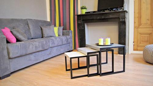 Little Suite - Jeanne : Appartement proche de Lille