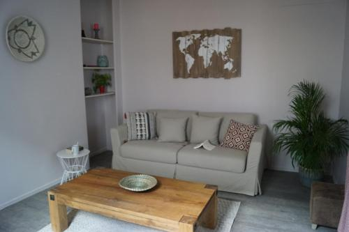 Ethnic chic : Appartement proche de Reims