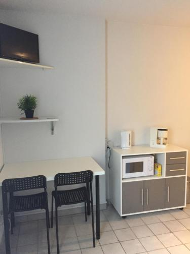 Appartement Studio Arago