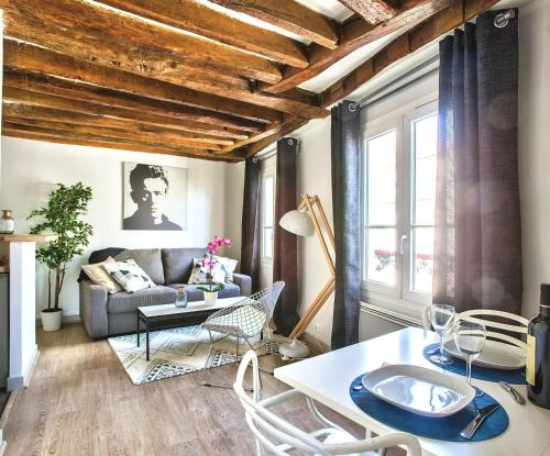 La Sorbonne Amazing Loft : Appartement proche du 5e Arrondissement de Paris