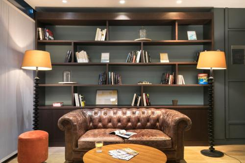 Quality Hotel & Suites Bercy Bibliotheque by HappyCulture