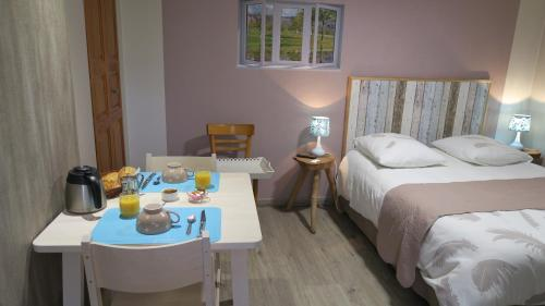 Les Collinades de Chalons : Chambres d'hotes/B&B proche d'Omey