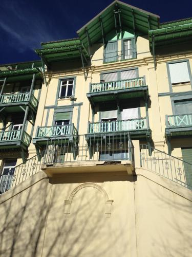 Studio aux Alpes - 50 km de Nice : Appartement proche de Collongues