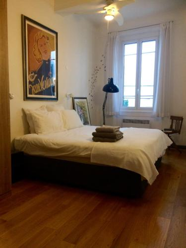 Appartement 2 bedroom cool apartment in the old town of Antibes