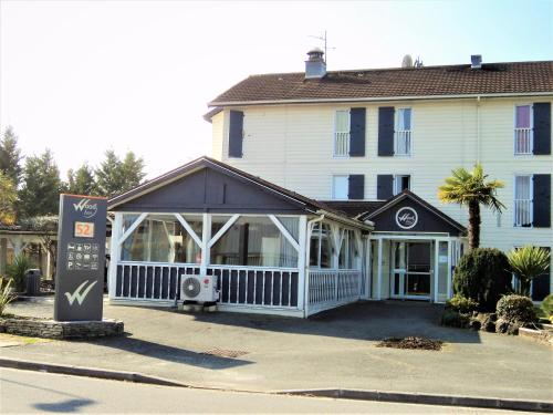 Hotel Wood Inn Bordeaux Aeroport
