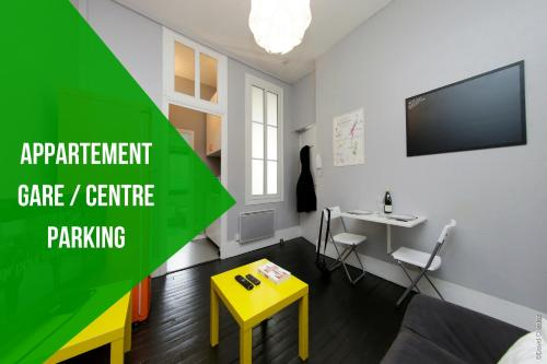 Appartement le Bareuzai : Appartement proche de Panges