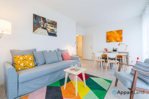 Napijade : Appartement proche de Villeneuve-Saint-Denis