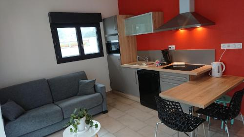Aparté : Appartement proche de Jacob-Bellecombette