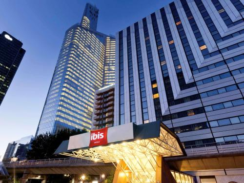 Hôtel ibis Paris la Defense Centre
