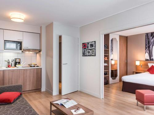 Aparthotel Adagio Paris Bercy Village : Hebergement proche du 12e Arrondissement de Paris