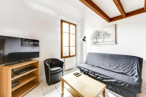 Appartement Duplex proche Tete d'Or
