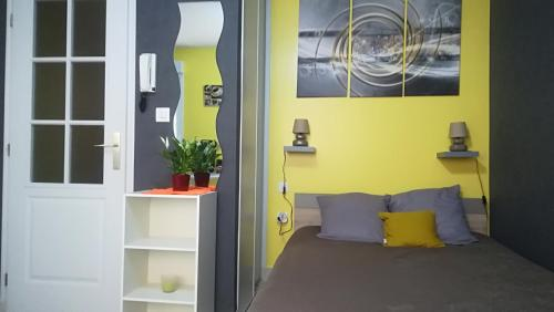 Happiness : Appartement proche de Lantenay