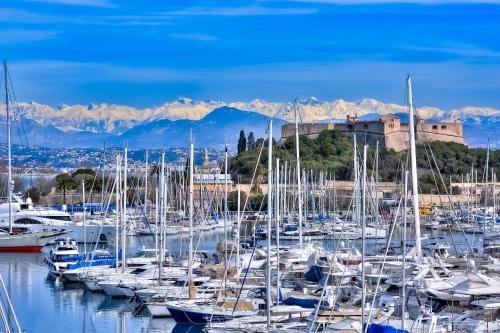 Apartment Port Prestige : Appartement proche d'Antibes