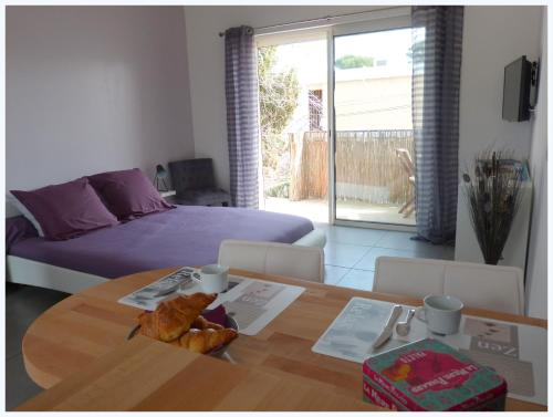 Appartement Hyeres - L'Ayguade - Port- Plage