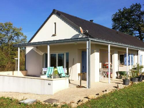 Holiday home L Arche : Hebergement proche de Nonards