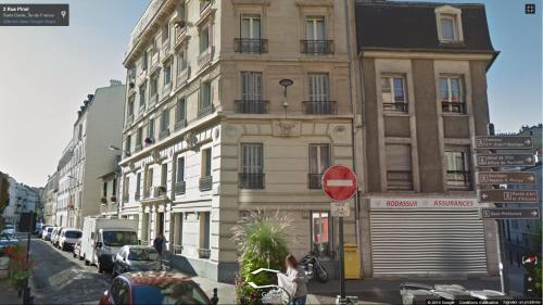 Chic apart in Paris : Appartement proche de Saint-Denis