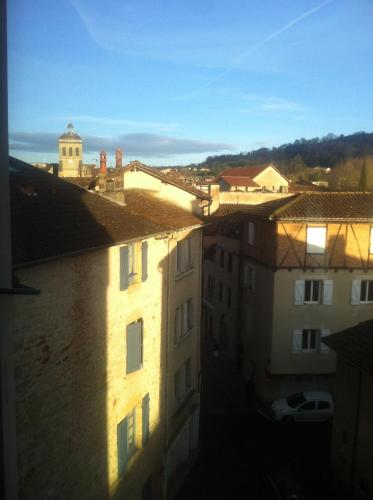 Appartement Figeac : Appartement proche de Saint-Bressou