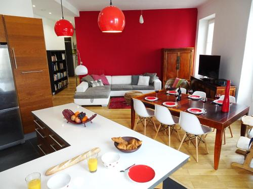 Appartement Le Central, 3-bedroom in Central Nice