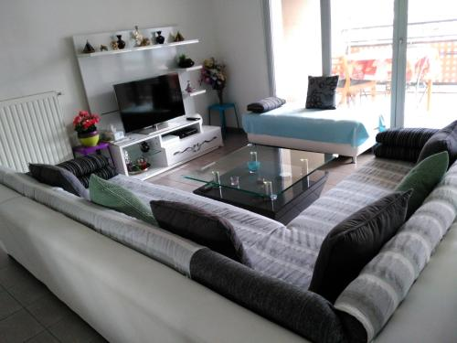 Appartement F3 avec Parking privée : Appartement proche de Feyzin