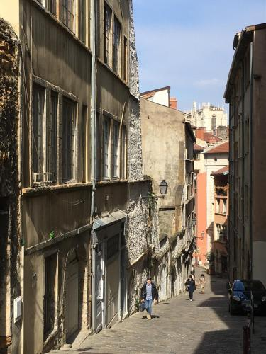 Appartement Lyon Historic Town Apartment