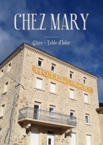 Appartement Chez Mary
