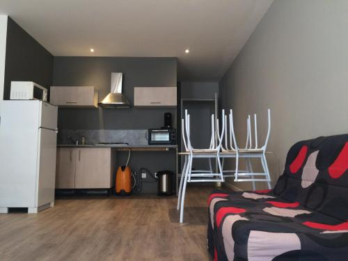 Les apparthotels du centre ville : Appartement proche de Saint-Germain