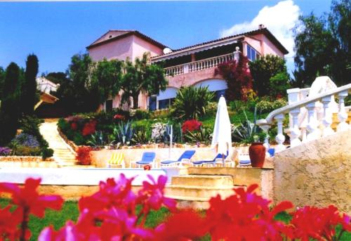 Villa Graziosa : Appartement proche de Saint-Laurent-du-Var
