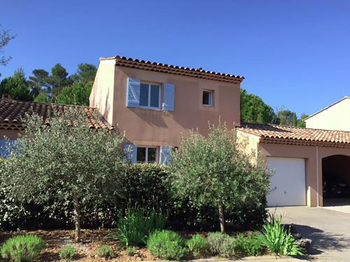 Holiday Home Villa Le Jardin 28 : Hebergement proche de Saint-Zacharie