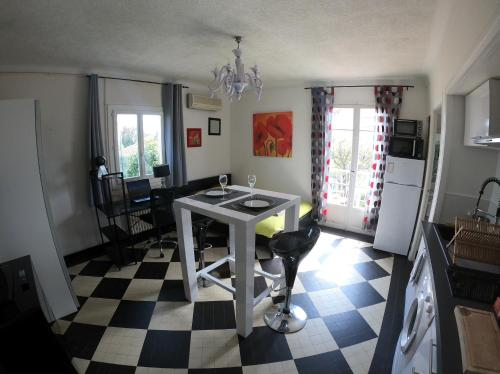 Appartement Villa Les Lauriers
