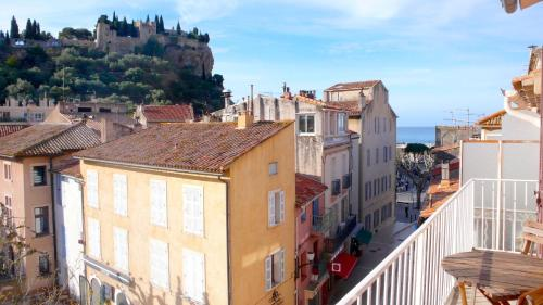 Le Central : Appartement proche de Cassis