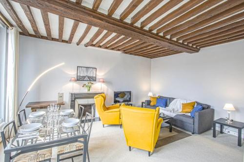 Luckey Homes - Place Saint Sauveur : Appartement proche de Louvigny