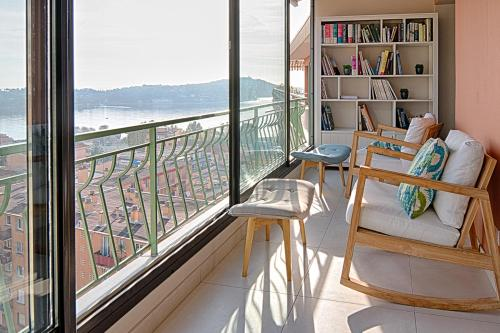 By The Sea : Appartement proche de Villefranche-sur-Mer