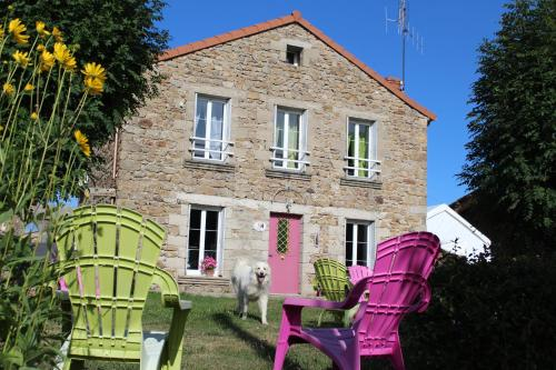 Les Cremades : Chambres d'hotes/B&B proche d'Issanlas
