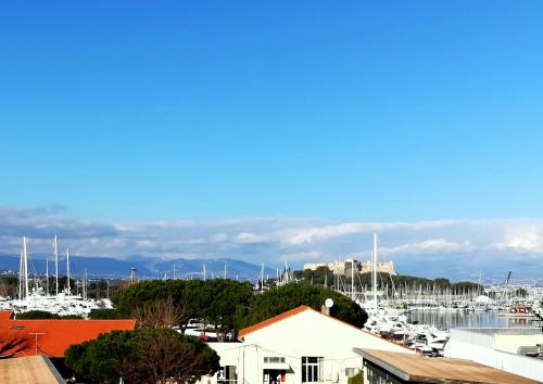 Marina Port Vauban : Appartement proche d'Antibes