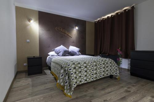 Hotel Santal : Hotel proche de Jacob-Bellecombette