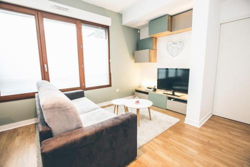 Appartement Chez Yin : Appartement proche de Noisy-le-Grand