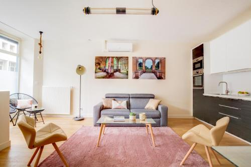 Stunning Renovated Flat : Appartement proche du 13e Arrondissement de Paris