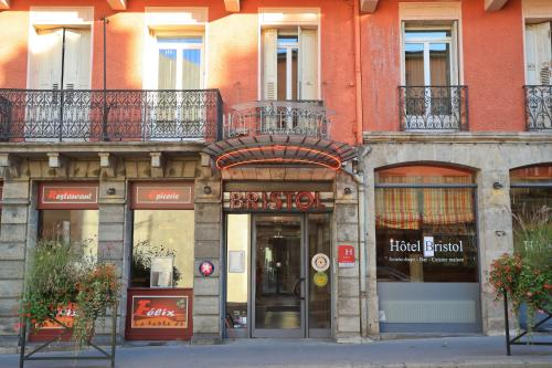 Hotel The Originals Le Puy-en-Velay Bristol (ex Inter-Hotel) : Hotel proche d'Arsac-en-Velay