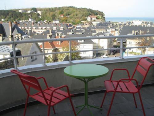 Appartement Studio a Saint Valery en caux