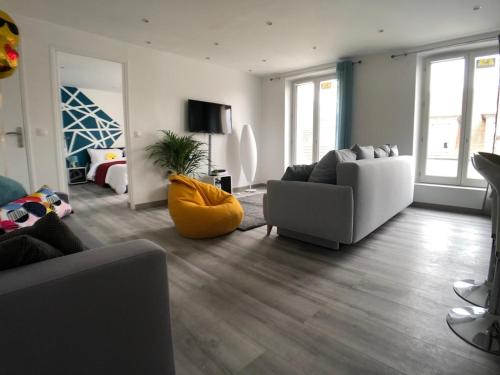 Appartement La Suite Emoji - SDP