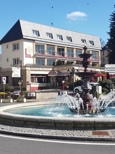 Bagnoles Hotel - Contact Hotel : Hotel proche de Sept-Forges