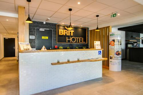 Brit Hotel Reims La Neuvillette