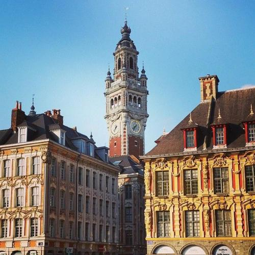 Appartement Appart Plaza Centre Lille
