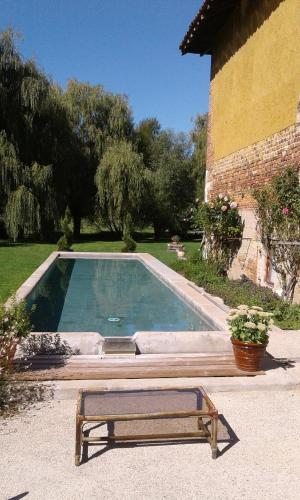 Holiday home Chemin du Moulin de Varax : Hebergement proche de Saint-Just