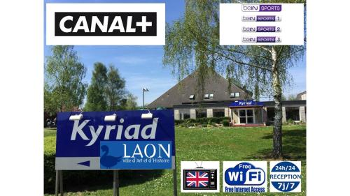 Photo Kyriad Laon